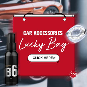 Car Accessories lucky bag