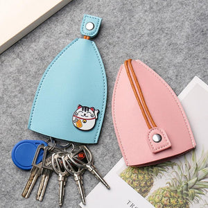Pull-Out Key Case - Key Holder