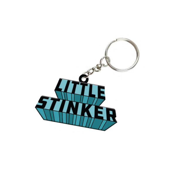 "Drew Gooden ""Little Stinker"" Key Chain"