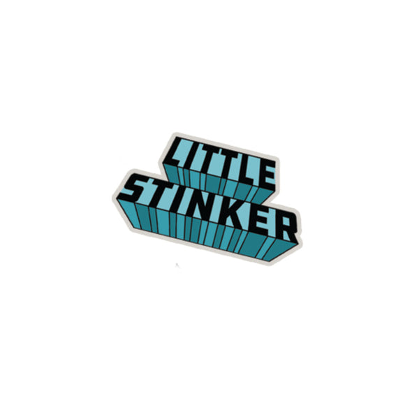 "Drew Gooden ""Little Stinker"" Sticker"