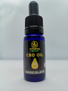 Broad spectrum CBD (cannabidiol) oil 5% (500mg)