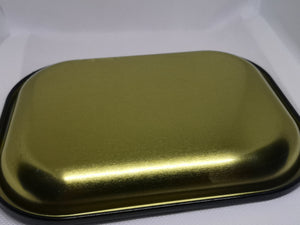 Metal Tin Tray