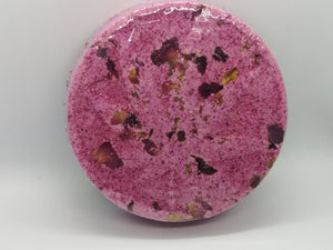 Bath bomb (red) 100mg broad spectrum CBD