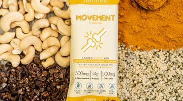What is Curcumin and Why Did We Include It in Our ViBE Movement Bars?