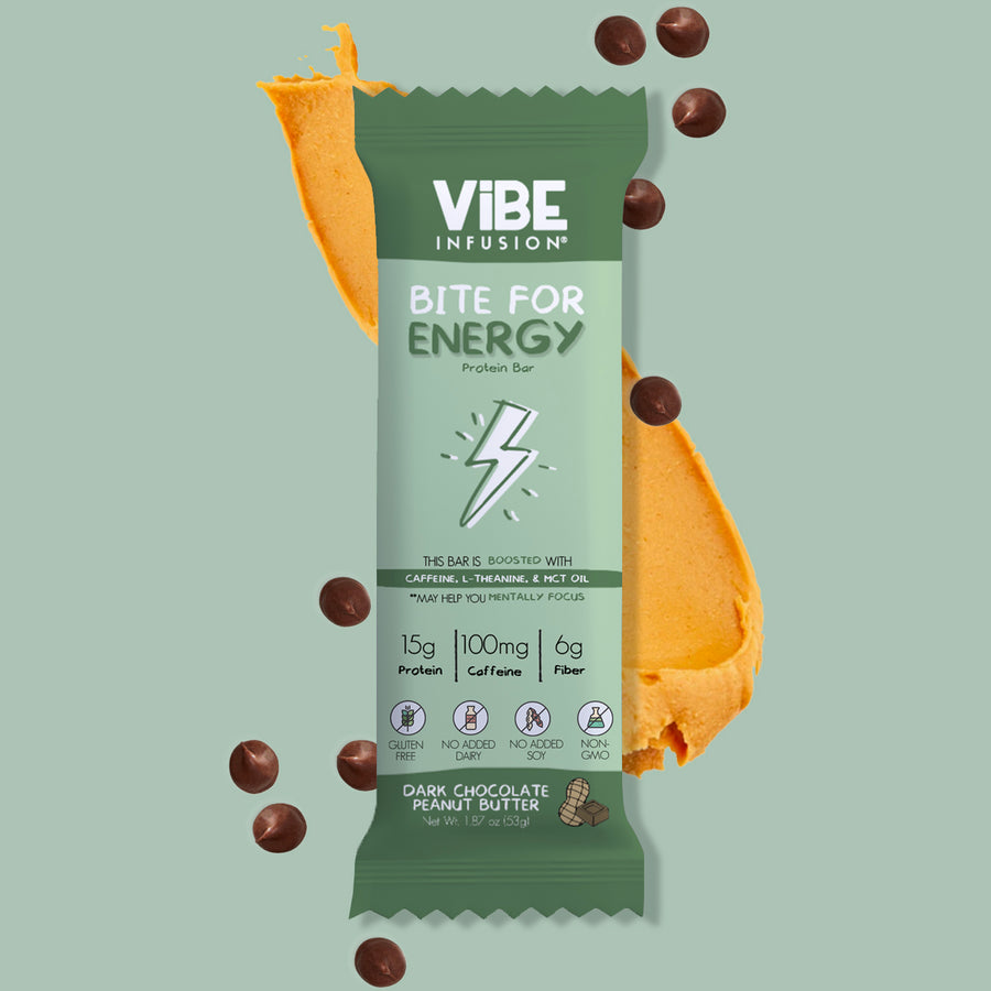 Energy Bar - Dark Chocolate Peanut Butter