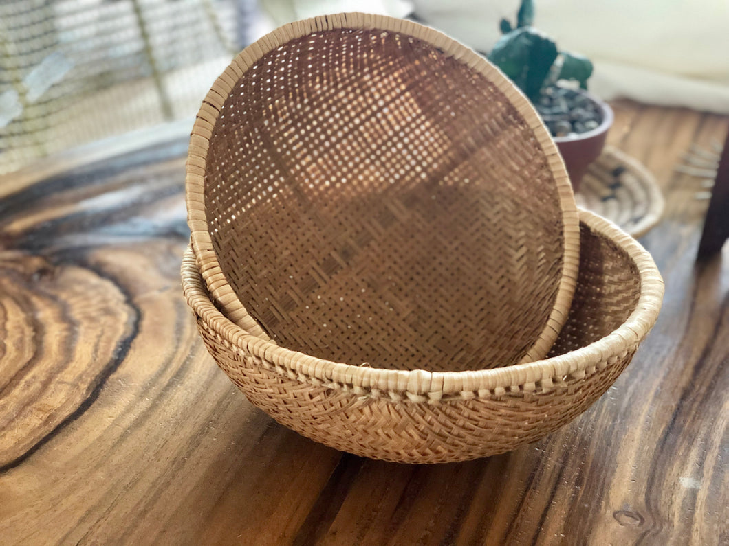 vintage basket set