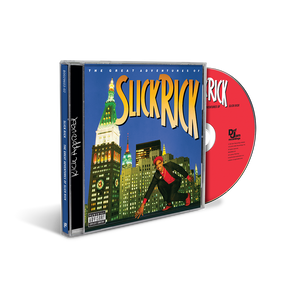 The Great Adventures Of Slick Rick CD