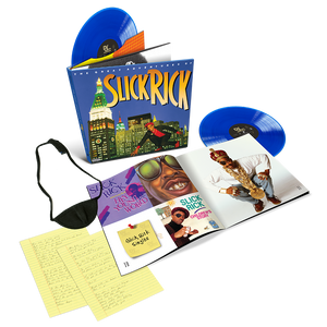 The Great Adventures Of Slick Rick Deluxe Edition LPs Collectors Edition