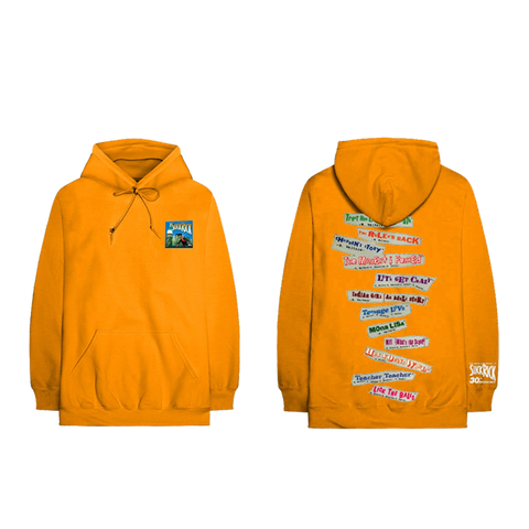 Gold 30th Anniversary Hoodie