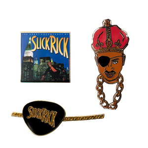 Slick Rick Pin Bundle