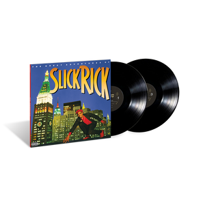 The Great Adventures Of Slick Rick 2LP