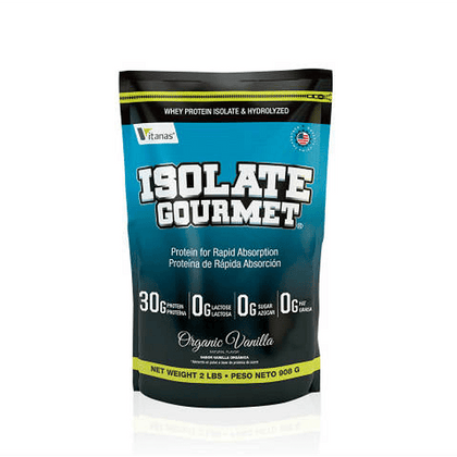 Proteína ISOLATE GOURMET