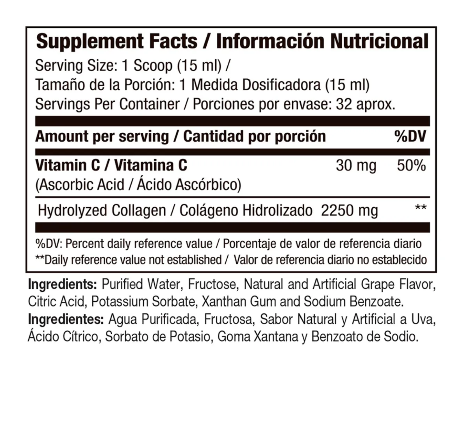 Colágeno BIO COLLAGEN BERRIES Medical Green