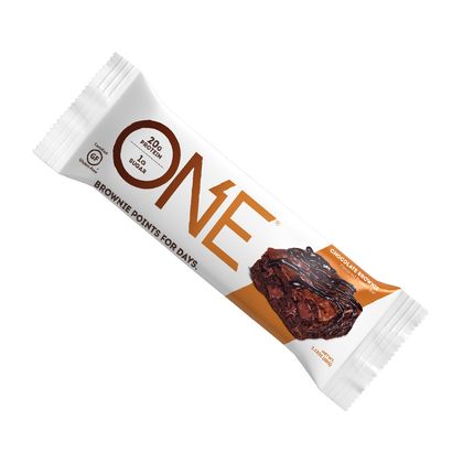 Barra de Proteína ONE Chocolate Brownie Libre de Gluten