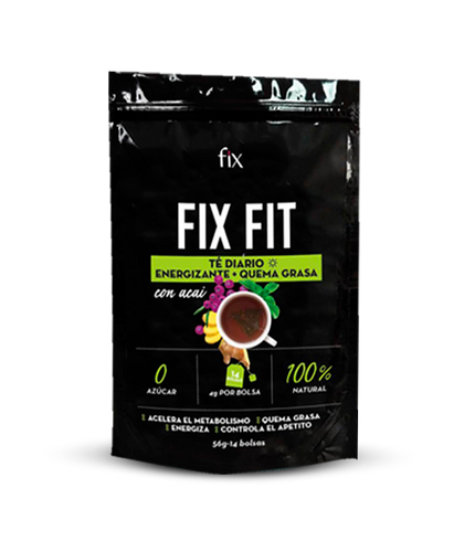 Té Fitness Fix Fit
