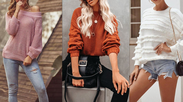 8 Must -Have Knitted Sweaters For Your Winter Holiday