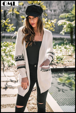 LONG SLEEVE STREETSTYLE CASUAL OUTFIT LOOSE JACKETS COAT