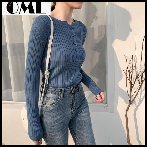 WOMEN CASUAL PULLOVERS SWEATER