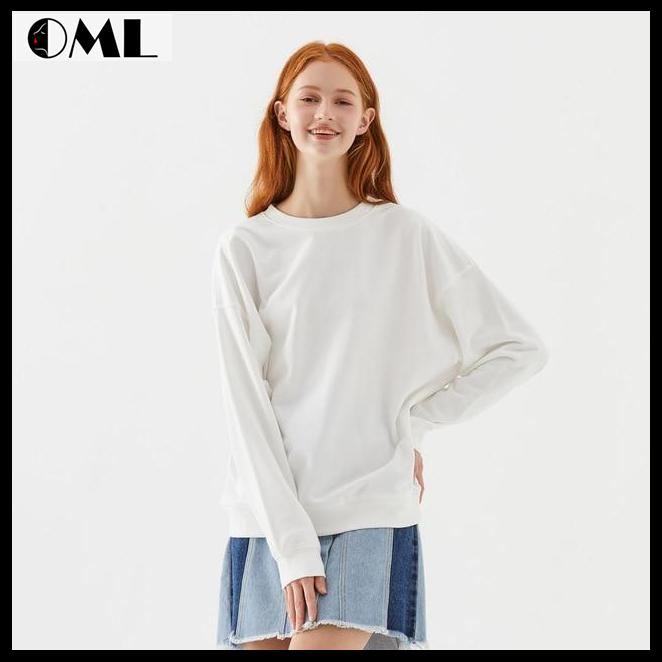 Basic Sweatshirt For Women Streetwear Outfit - oh!My Lady