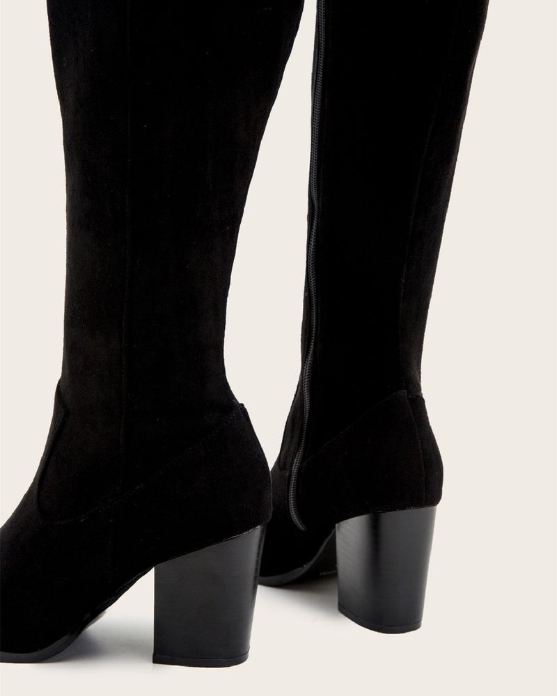On The Way Chic Suede Boots oh!My Lady