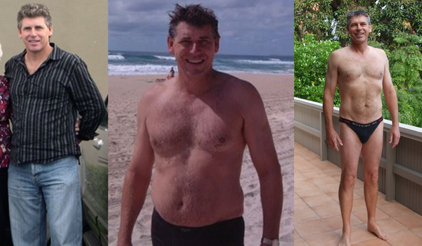Graeme's Weight loss Journey