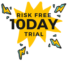 Load image into Gallery viewer, Try Our 10 Day Risk Free Trial