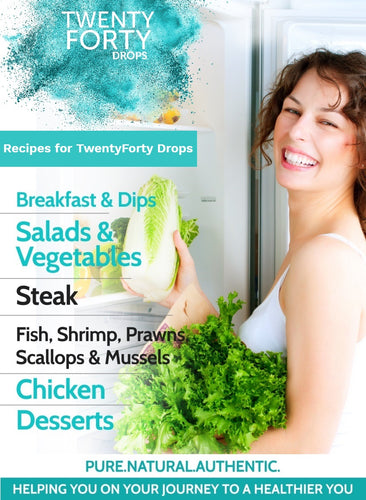 TwentyForty Healthy, Simple and Tasty Recipe Book