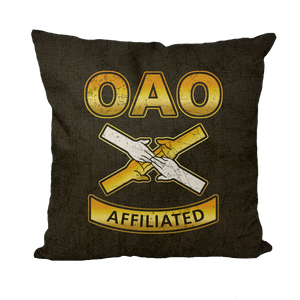 Over All Obstacles by @Maz_Trece Throw Pillows
