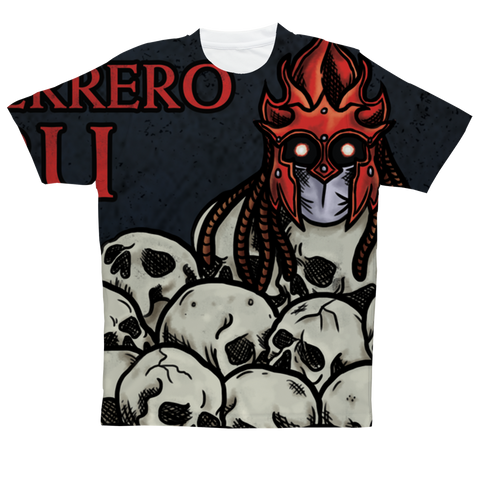 GUERRERO URU (BOLIVIA) by @Maz_Trece Sublimation Performance Adult T-Shirt