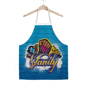 Vanity by @Maz_Trece Classic Sublimation Adult Apron