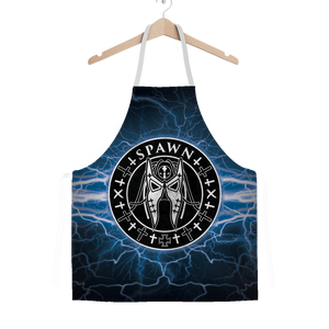 SPAWN (BOLIVIA) by @Maz_Trece Classic Sublimation Adult Apron