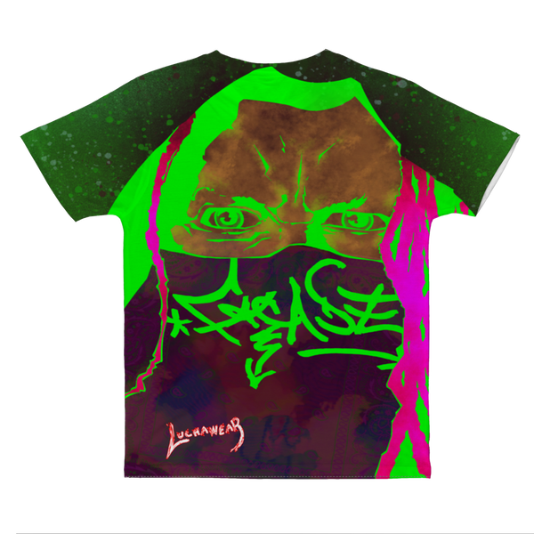"FACADE (USA) ""Greeninja""  Unisex Adult T Shirt by @JackPurcellink"