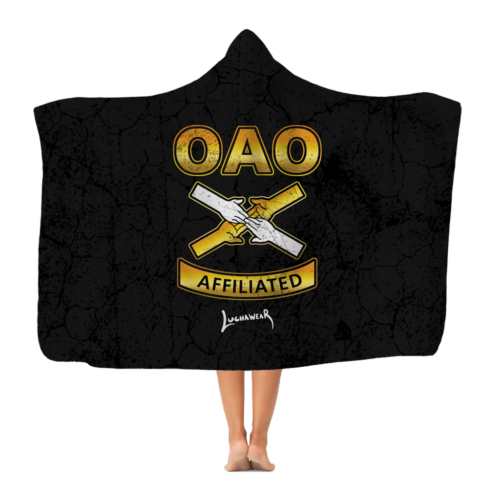 Over All Obstacles by @Maz_Trece Classic Adult Hooded Blanket
