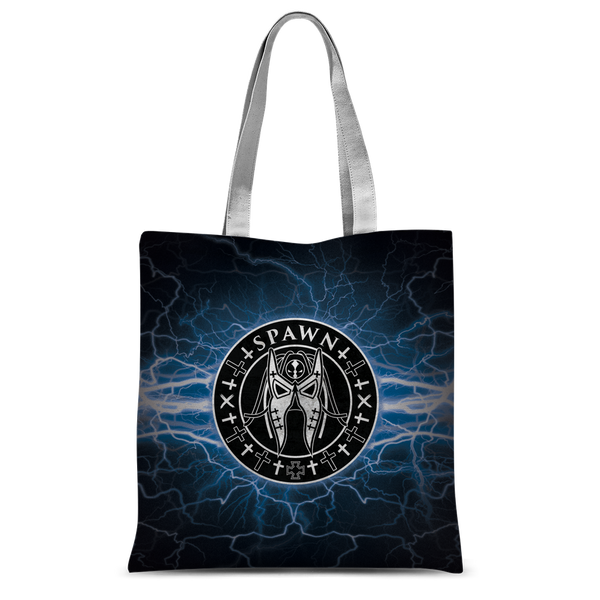 SPAWN (BOLIVIA) by @Maz_Trece Classic Sublimation Tote Bag