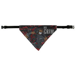 Mr Grim (USA) Cov Killer Doggie/ Pet Bandana