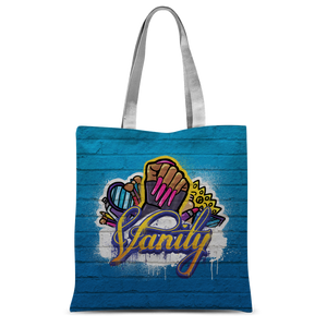 Vanity by @Maz_Trece Classic Sublimation Tote Bag