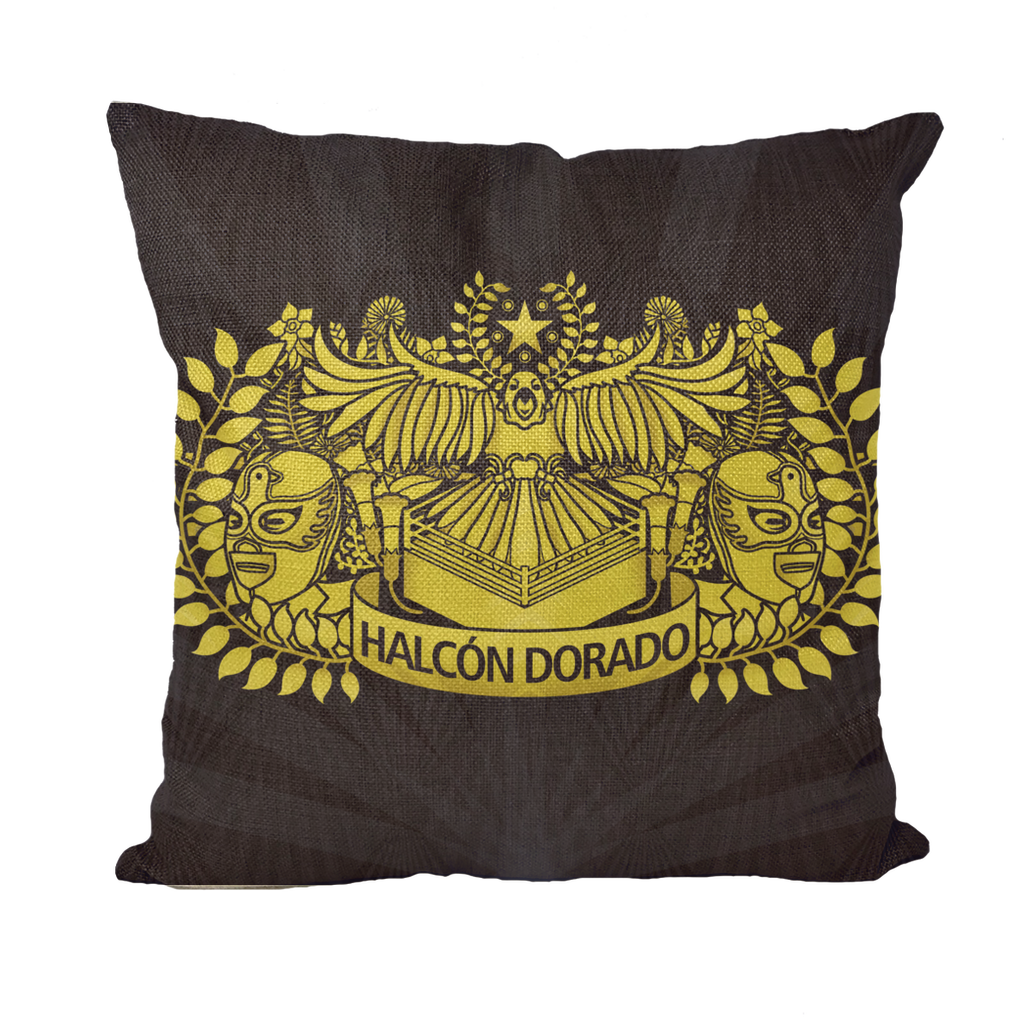 Halcon Dorado (BOL) Legacy Throw Pillow