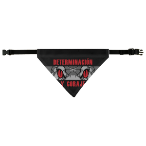 "ROCKY KATARI ""Determination & Courage"" Pet Bandana by @Maz_Trece"
