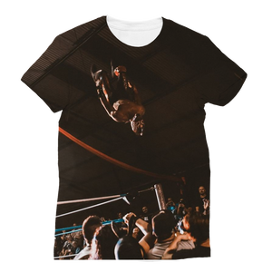 "ZENSHI (USA) ""Double Moonsault"" Women's T-Shirt"