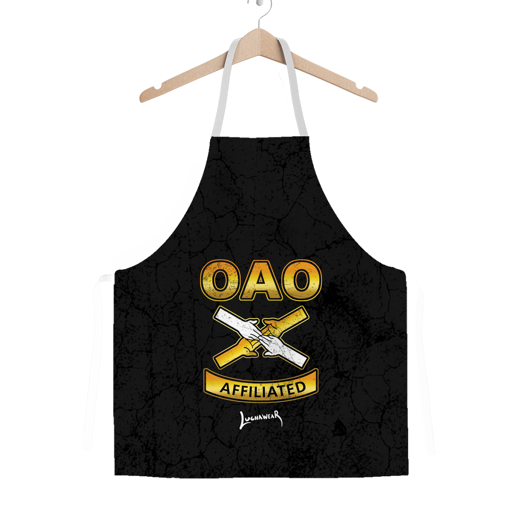 Over All Obstacles by @Maz_Trece Classic Sublimation Adult Apron