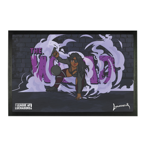 "The WOAD (USA) ""Smoke and Chainz"" Doormat by @Finalcut2912"