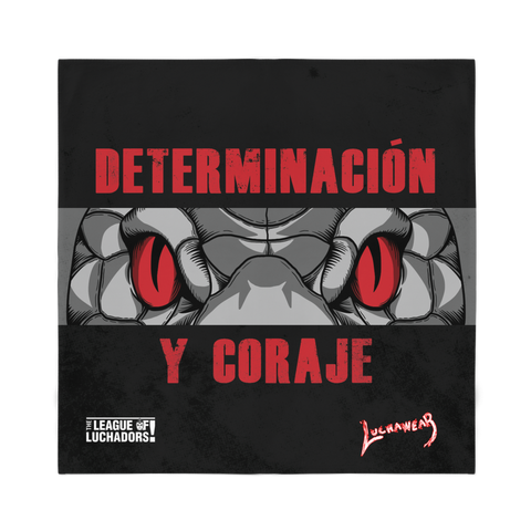 "ROCKY KATARI ""Determination & Courage"" Bandana by @Maz_Trece"