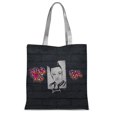 VANITY (USA) by @Maz_Trece Classic Sublimation Tote Bag
