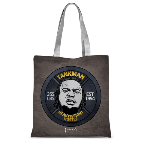CALVIN TANKMAN (USA) Tote Bag by @Maz_Trece
