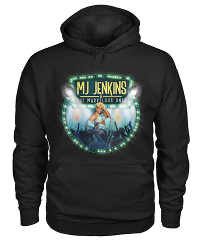 "MJ Jenkins ""Marvelous Ones'"" Official Fan Club"