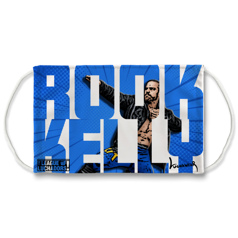 ROOK KELLY (USA)  Face Mask by @Dynamic_Rook_Kelly