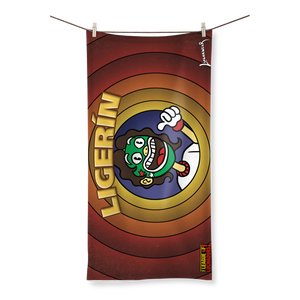Ligerin (BOL) Toon King Home and Beach Towel