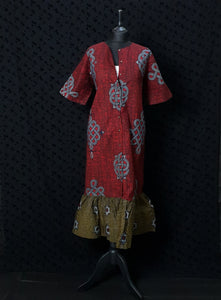 Arewa shirtdress
