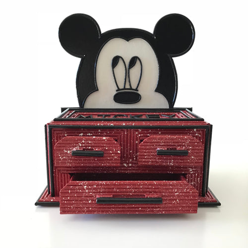 Mickey Mouse Jewelry Box
