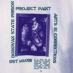 Project PAINT x Doubles Ltd Shirt